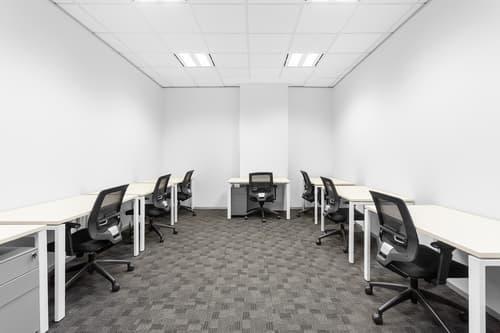 Bureaux prêts à déménager pour un total de 200 m2 en Regus City Flon