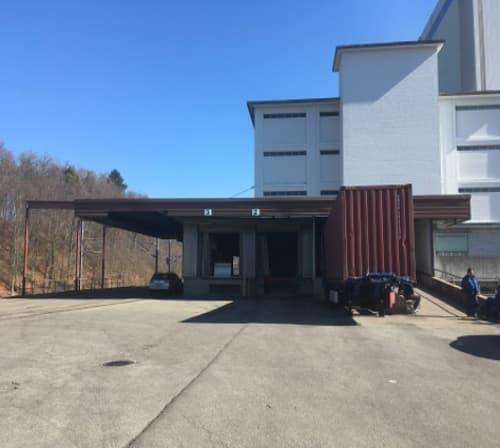 5'400 m2 Lagerfläche