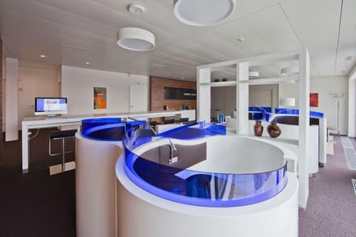 Surface de bureaux de 600 m2 à louer Nyon