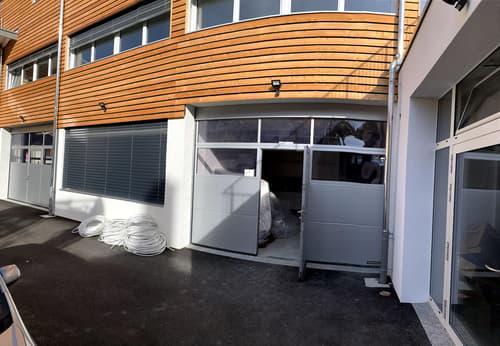 Locaux commerciaux / bureaux à Montreux dès 135 m2 jusqu'à 700 m2