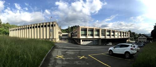 Immeuble artisanal et industriel / Handwerker & Industriegelände  14'000m2