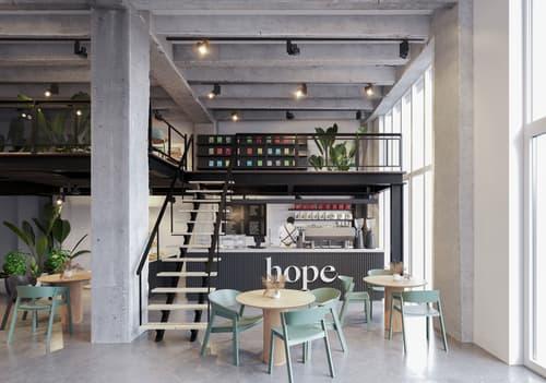 Surfaces de  1100 m2 à louer à Lausanne