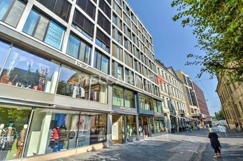 Place de la Fusterie - beaux bureaux de 135m2 rénovés