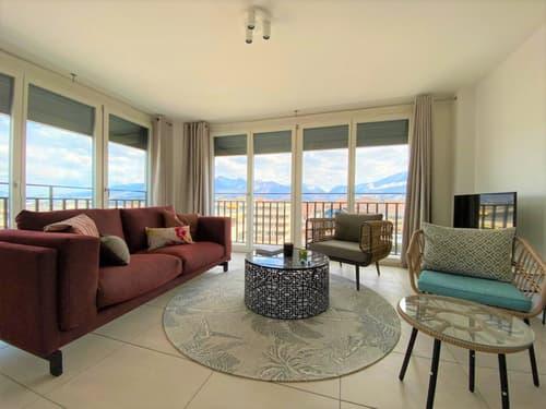 Superbes appartements neufs 3.5p / 2 CHB / 2 SDB / balcon/terrasse
