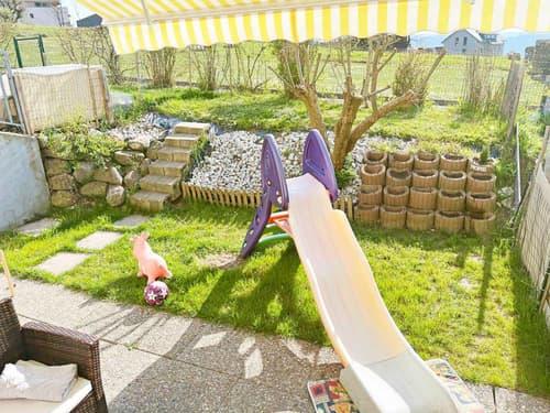 Magnifique appartement 4.5 p / 3 chambres / 2 SDB / Jardin