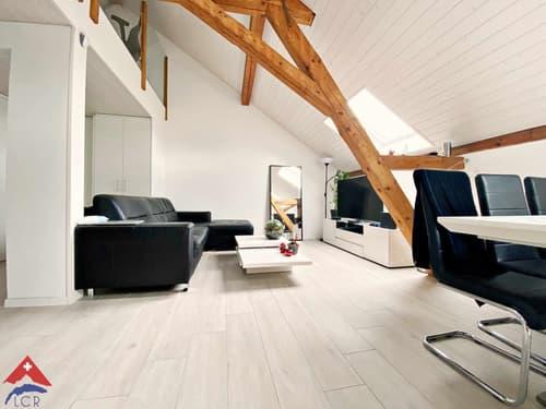 Magnifique appartement de 3.5 pièces/ Mezzanine