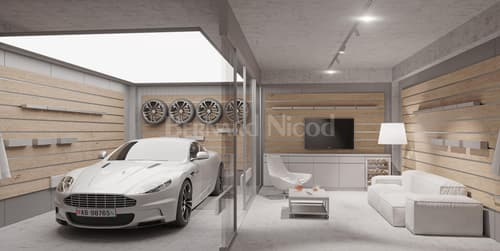 Garages box hauts de gamme
