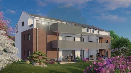 Appartement de 3.5 pièces à Boécourt dans un immeuble résidentiel neuf