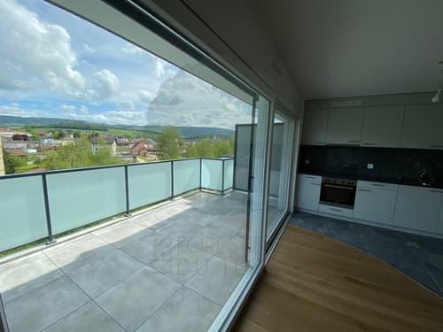 Appartement de 2.5 pièces avec balcon | 3 mois de loyers offerts