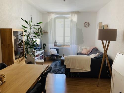 Appartement 2.5 pièces à Porrentruy