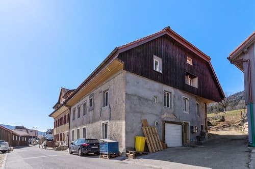 Immeuble de rendement dans le Jura Bernois