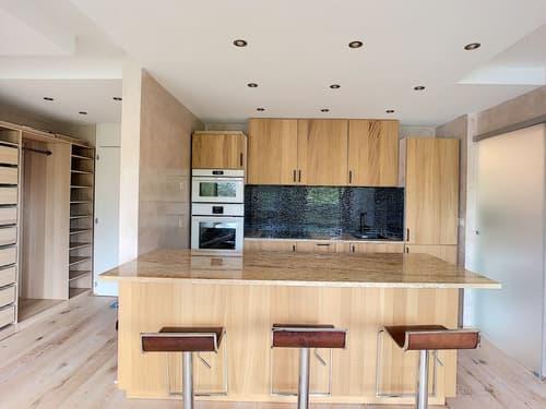 Appartement cosy et lumineux de 51 m2 entièrement rénové à Genève