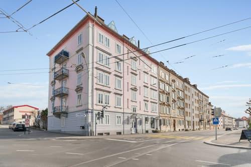 Ravissant appartement de rendement, entièrement rénové