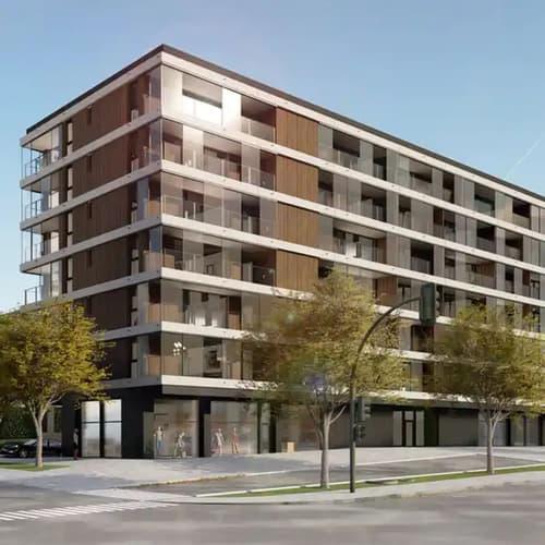 Magnifique appartement de 4 pièces dans nouvelle promotion