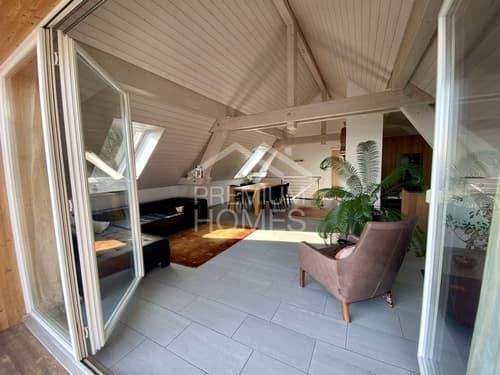 Geräumiges Einfamilienhaus mit super Aussicht