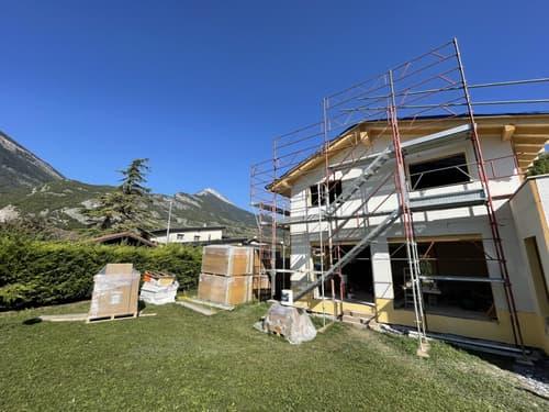 NEUF : Magnifique villa de 150 m2 avec jardin à Ardon (1)