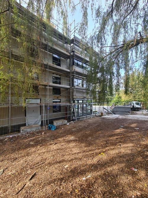 Appartement avec jardin à Plan-les-Ouates