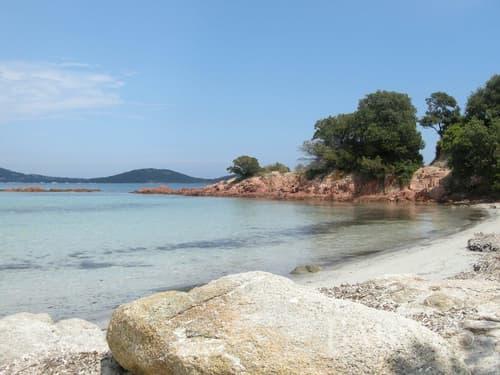 Land Domaine de la Tour, Cala Rossa, Sea view, beach on foot