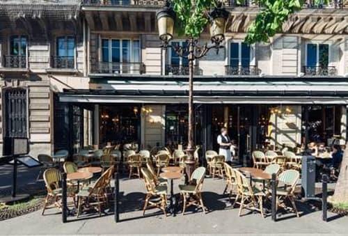Genève: Grand Restaurant avec bonne situation géographique