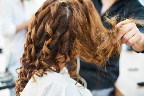 Genève: Salon de coiffure féminin
