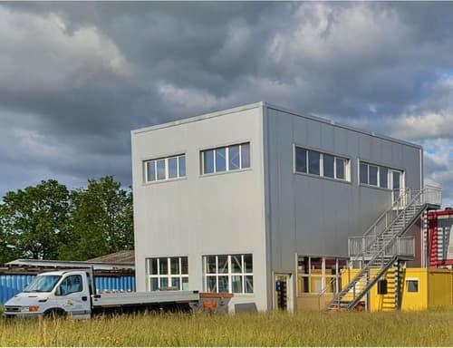 Bâtiment industriel avec terrain constructible