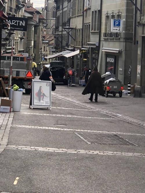 Fribourg : Magasin de prêt-à-porter