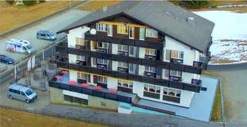 Zermatt : Hôtel avec murs à remettre