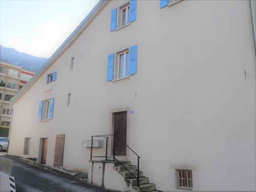 Immeuble rénové – 3 appartements en PPE - 5,21 % de rendement