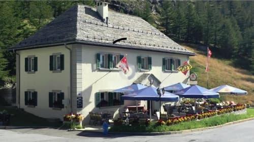 Coin de paradis dans les Alpes suisses