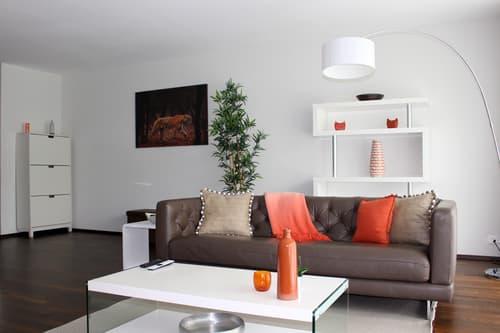 Appartements meublés 3.5p - Morges (1)