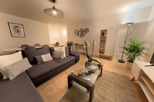 Appartements meublés 3.5p - Montreux
