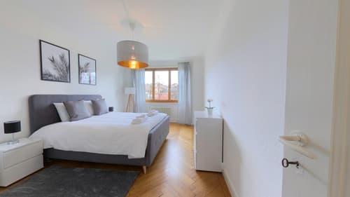 Appartement meublé 70 m2 au centre de Genève