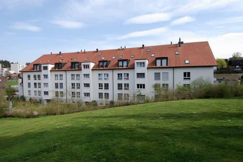 schöne Familienwohnung in gepflegtem Quartier