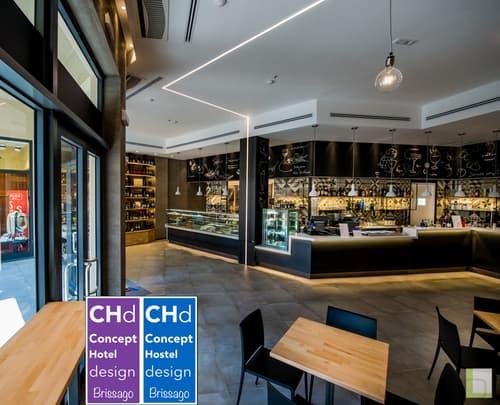 Concept Hotel design