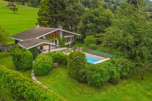 Villa nahe am Brienzersee mit hoher Privatsphäre