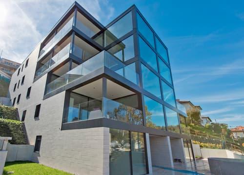 Moderni appartamenti panoramici / Moderne Panoramawohnung