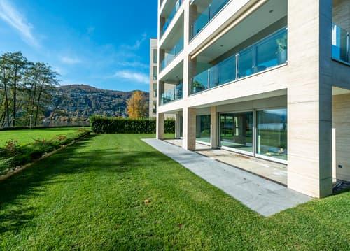 Splendido appartamento con giardino privato / Wunderschöne Wohnung mit