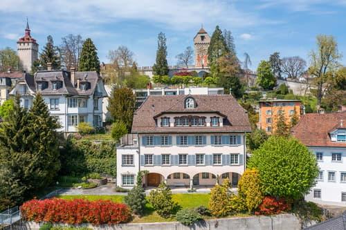 Repräsentative Villa oberhalb der Altstadt Luzern