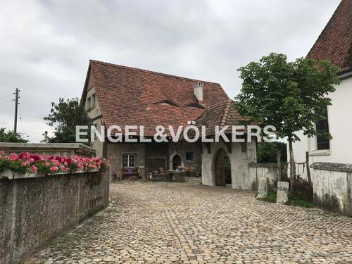 Einmaliges Anwesen in Niederbipp