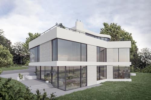 Exklusive neubau Gartenwohnung in Rotmonten