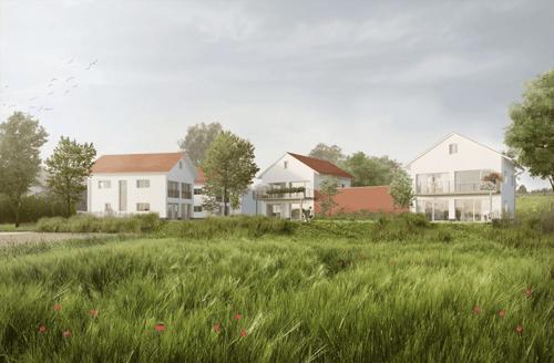 """Neubauprojekt """"Mörenau"""" an ruhiger Lage (EFH 3)"""