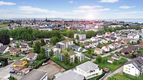 Wohnen im Park - Das Neubauprojekt am Bodensee, Wohnung B6