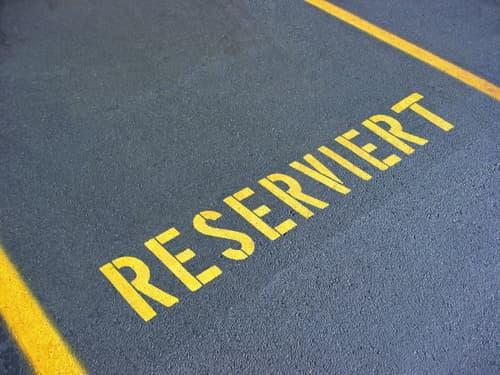 Suchen Sie einen Parkplatz in Andelfingen?