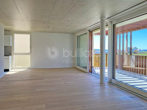 Appartement de 5.5 p avec balcon - neuf