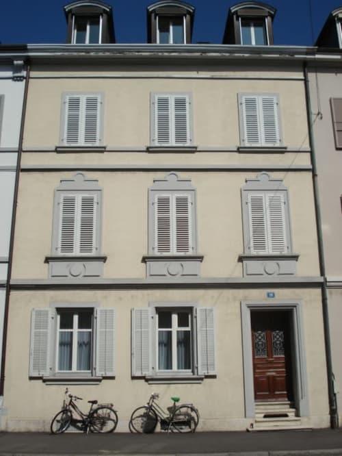Gemütliche 3.5-Zimmer-Altbauwohnung mit Balkon