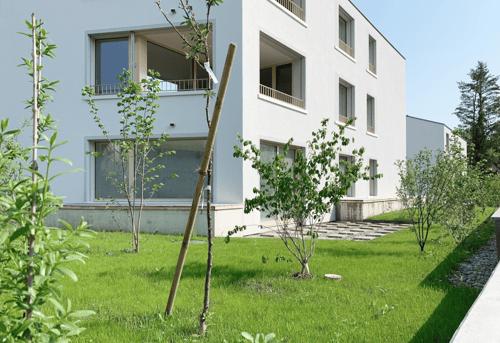 Idyllischer Gartenbereich (68 m²)