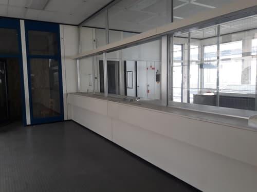 Gewerbe- /Büroraum ca. 80m2 am Bahnhof Tecknau zu vermieten