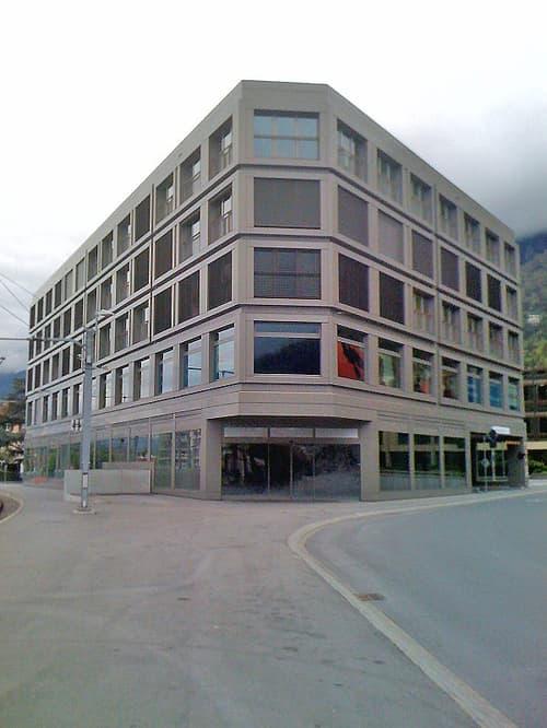 Tiefgaragen-Parkplatz direkt am Bahnhof Chur