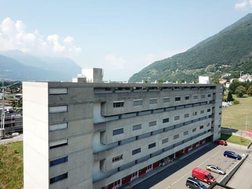 Appartamento 2.5 locali duplex a Monte Carasso