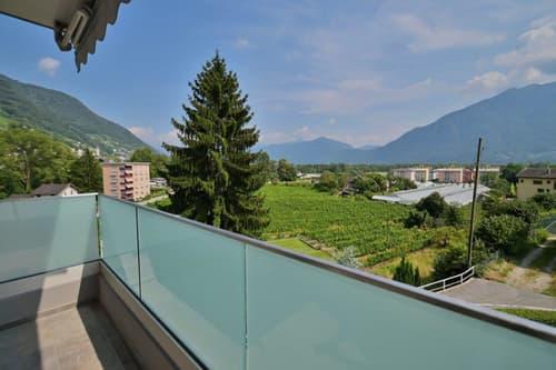 Appartamento centrale e con splendida vista / Zentrale Wohnung mit bezaubernder Sicht